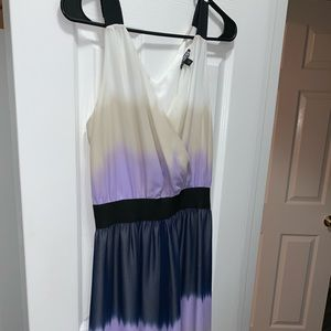Long summer dress, casual